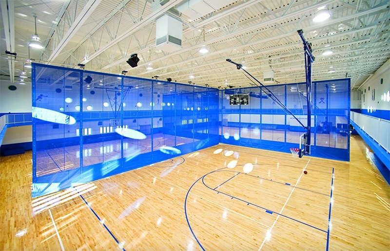 Miami Springs Recreational Center Gym